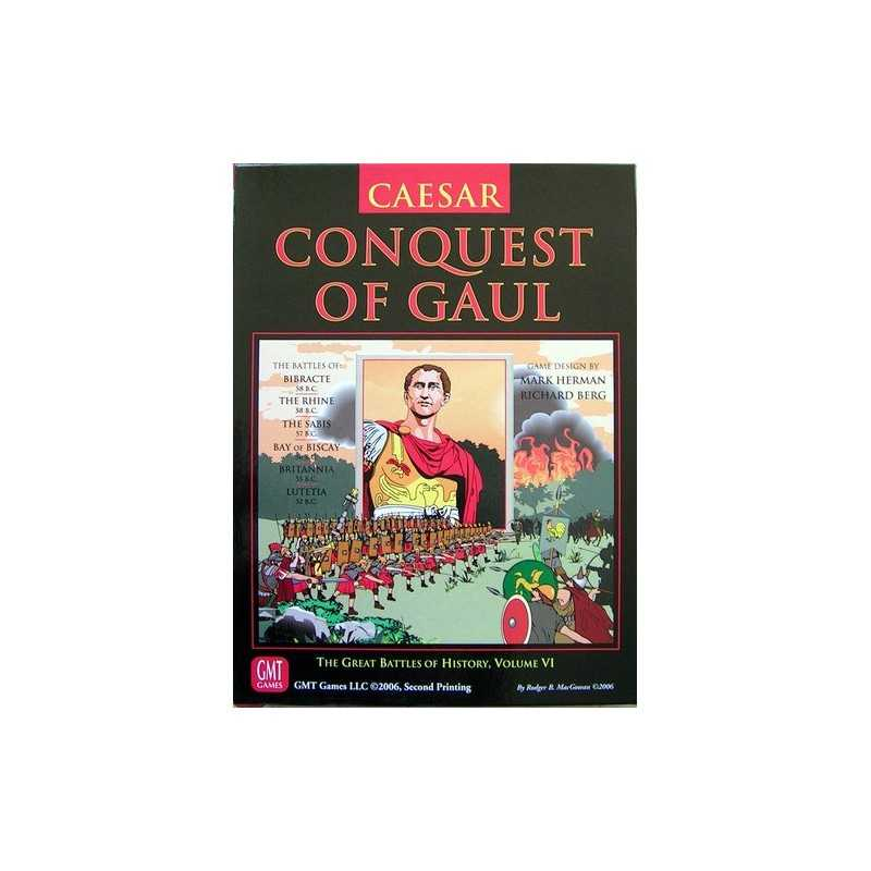 Caesar Conquest of Gaul