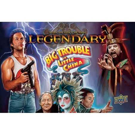 Legendary Big Trouble in Little China