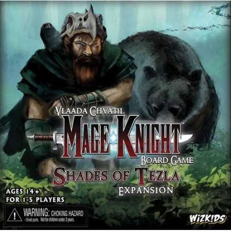 Mage Knight: Shades of Tezla