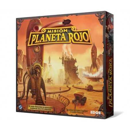 Misión Planeta rojo