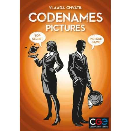 Codenames Pictures + Gen Con 2016 Promo Tiles
