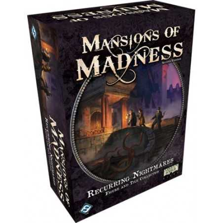 Recurring Nightmares Mansions of Madness Second Edition