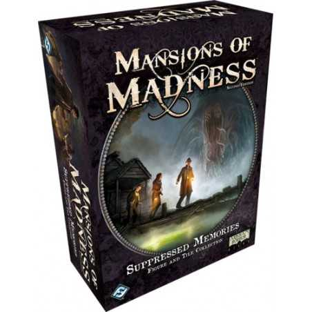 Suppressed Memories Mansions of Madness Second Edition