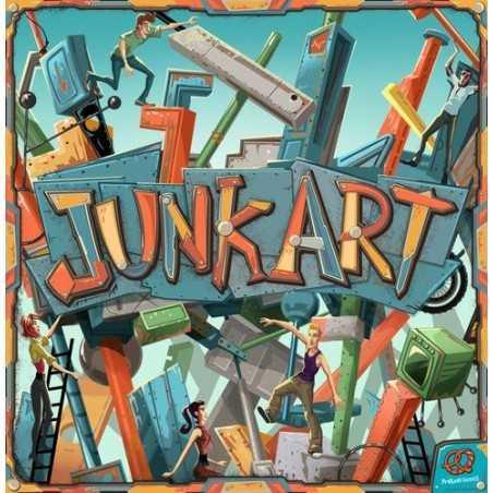 Junk Art Deluxe (English)