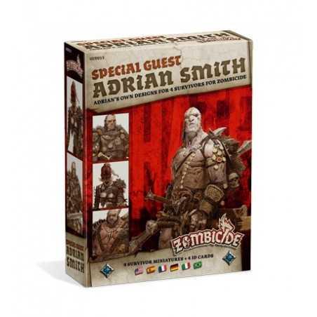 Special Guest: Adrian Smith Black Plague