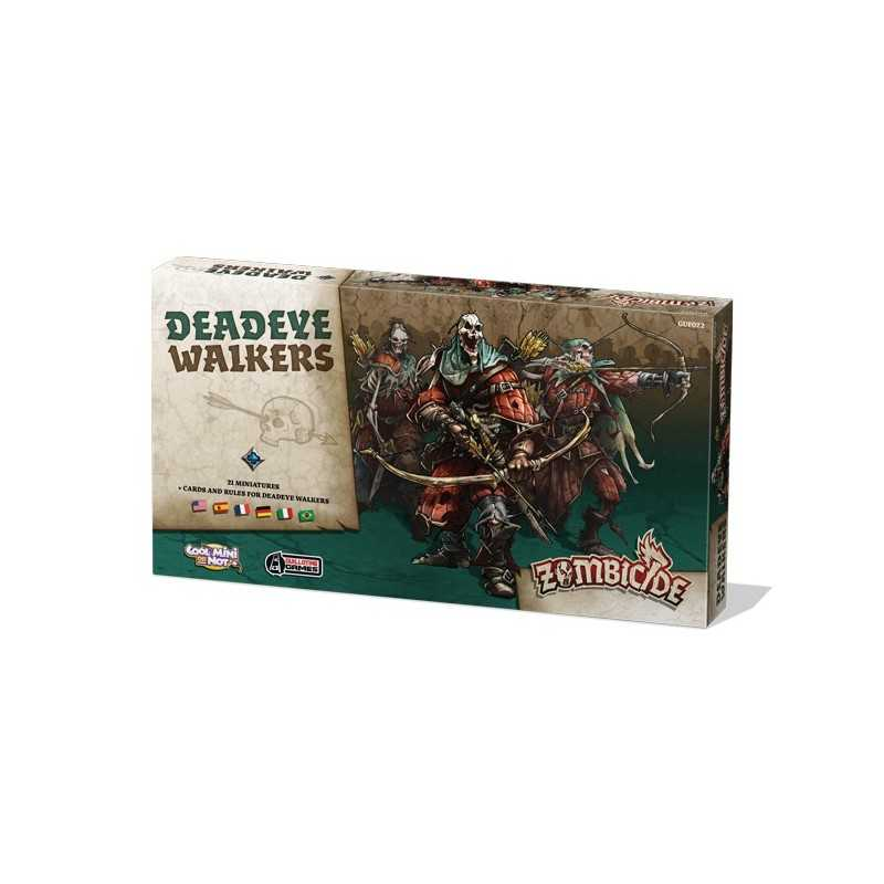 Deadeye Walkers Black Plague