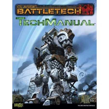 Classic Battletech Tech Manual