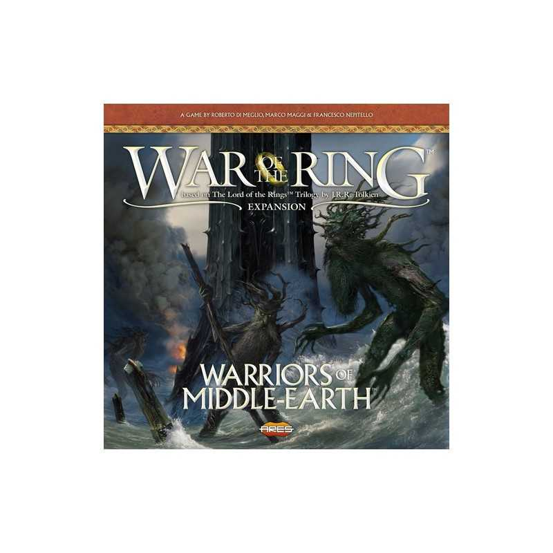 Warriors of Middle-Earth War of the Ring second edition