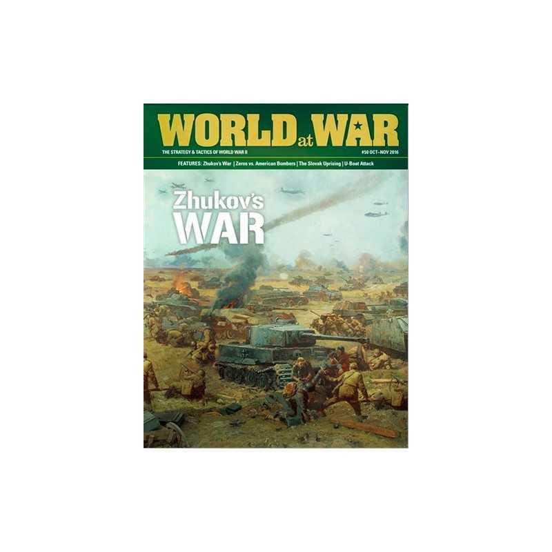 World at War 50 Zhukov's War