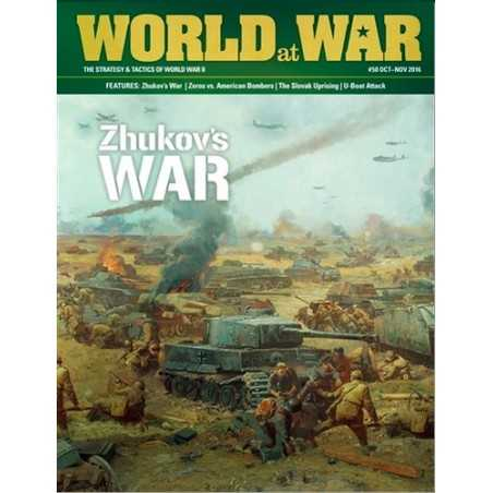 World at War 50 Zhukov's War