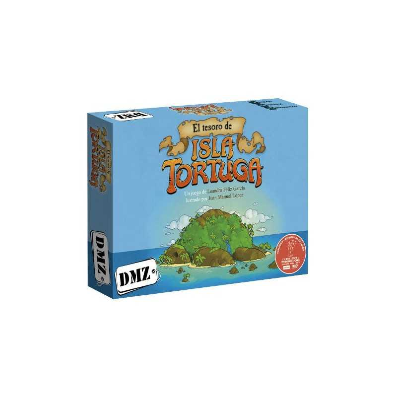 El tesoro de la isla tortuga