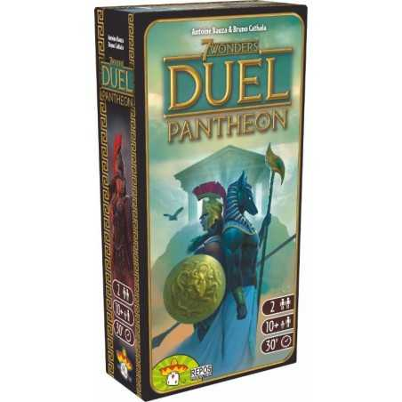 7 Wonders Duel Pantheon ENGLISH