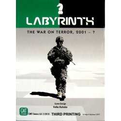 Labyrinth: The War on Terror 3rd Printing