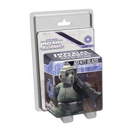 Agente Blaise STAR WARS Imperial Assault
