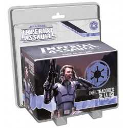 Infiltradores de la OSI STAR WARS Imperial Assault