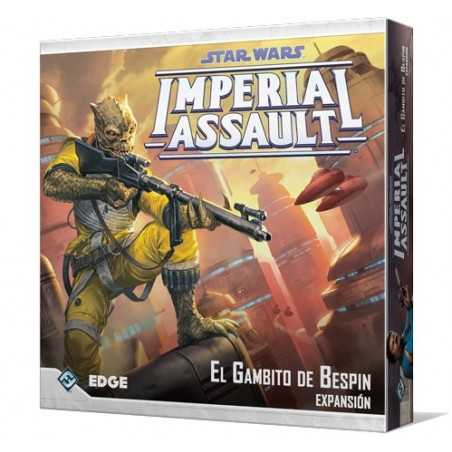 El Gambito de Bespin STAR WARS Imperial Assault