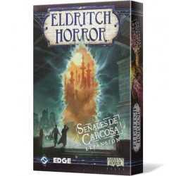 Señales de Carcosa Eldritch Horror
