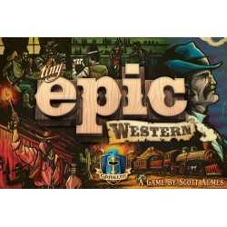 Tiny Epic Western (English)
