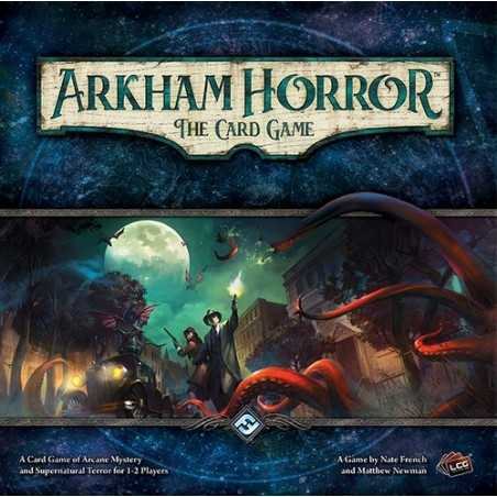 Arkham Horror The Card Game (English)