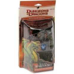 Dungeons & Dragons Miniatures Dungeons of dread Starter Set