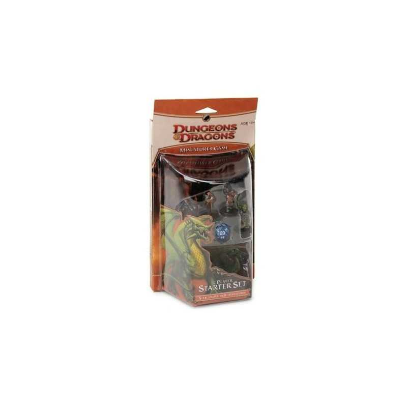 Dungeons & Dragons Miniatures Dungeons of dread Starter Set