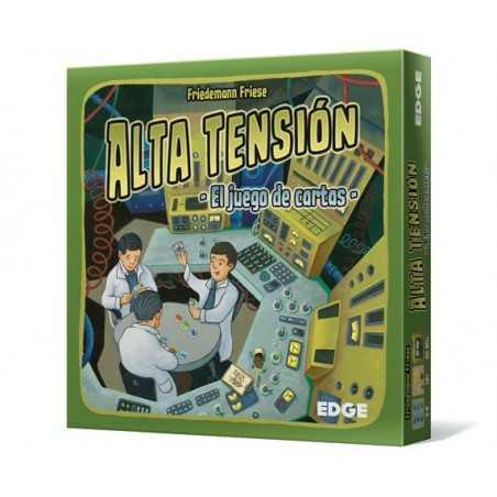 Alta Tensión El juego de cartas