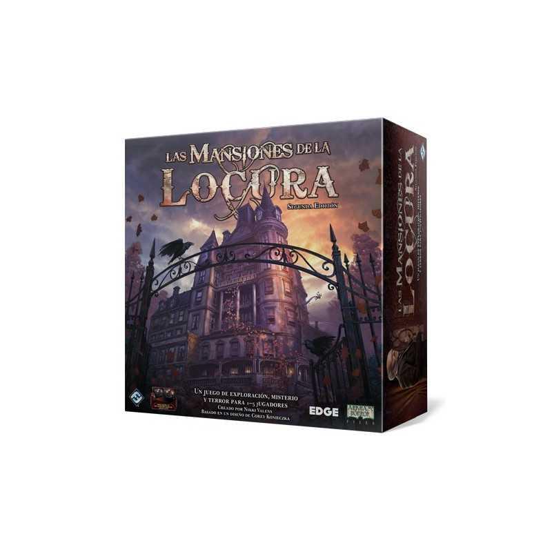 Las Mansiones de la Locura Segunda Edición