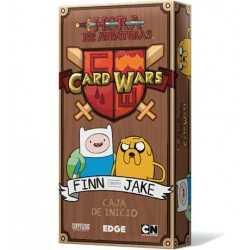 Card Wars: Finn contra Jake Hora de Aventuras