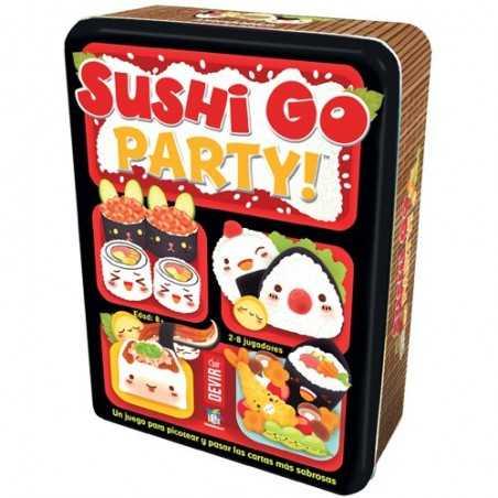 Sushi Go Party