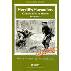 Merrill's Marauders: Commandos in Burma 1943-1944