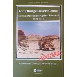 Long Range Desert Group: Special Operations Against Rommel
