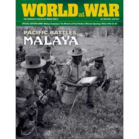 World at War 51 Pacific Battles: Malaya