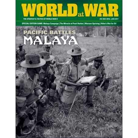 World at War 51 Pacific Battles: Malaya