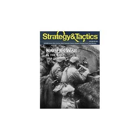 Strategy & Tactics 301 Kaiser's War in the East