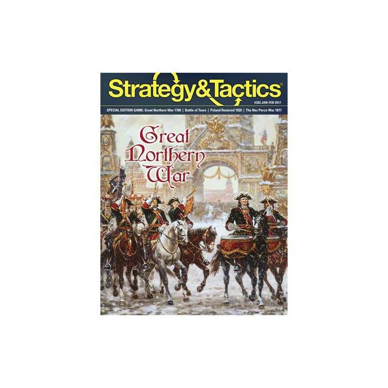 Strategy & Tactics 302 Great Northern War
