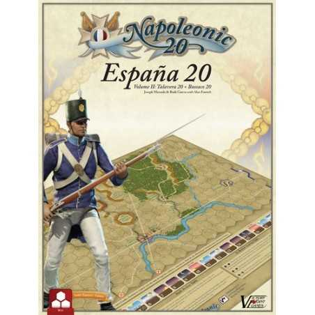 España 20 Volume 2 (English)