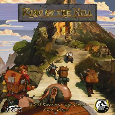 King Of The Hill: The Dwarf Throne