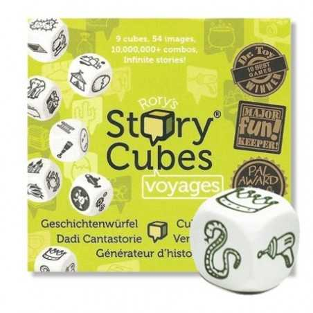 Story Cubes Trips