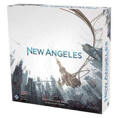 New Angeles - Android: Netrunner