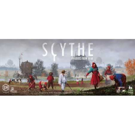 Scythe Invaders from Afar (ENGLISH)