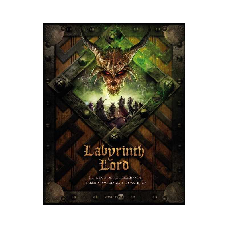 Labyrinth Lord + Aventura promocional