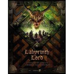 Labyrinth Lord + Aventura promocional