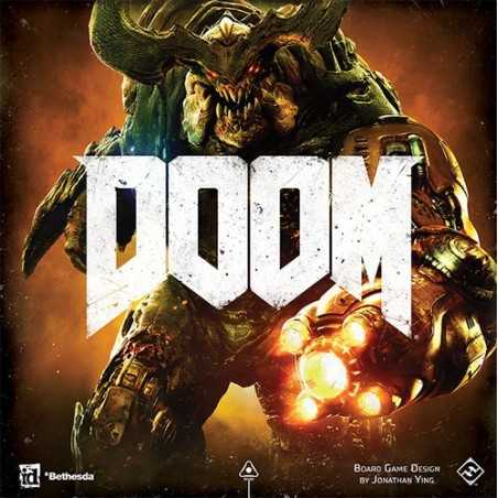 DOOM the Board Game