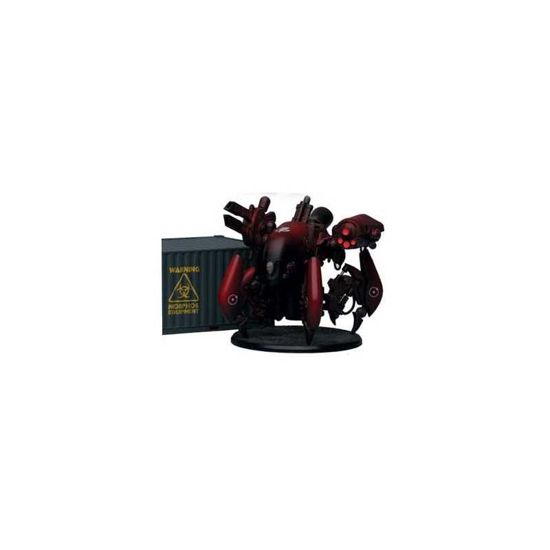 AT-43 Wraith Golgoth Red