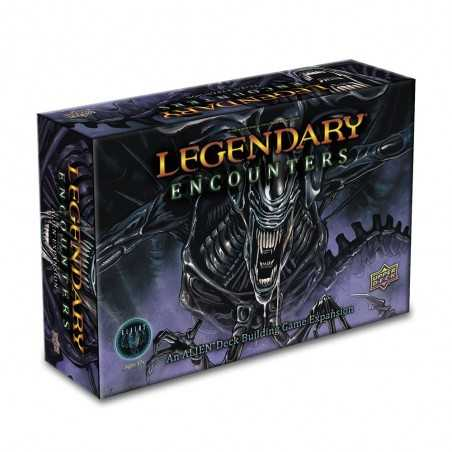 Legendary Encounters An Alien Deck Building Game Expansion