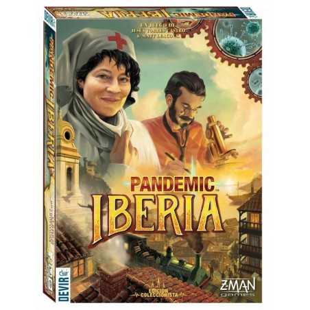 Pandemic Iberia DEVIR