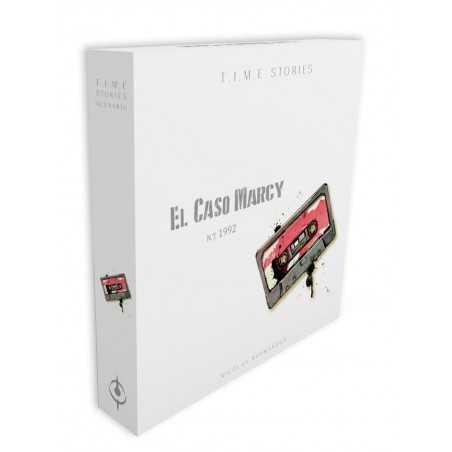 TIME Stories El Caso Marcy