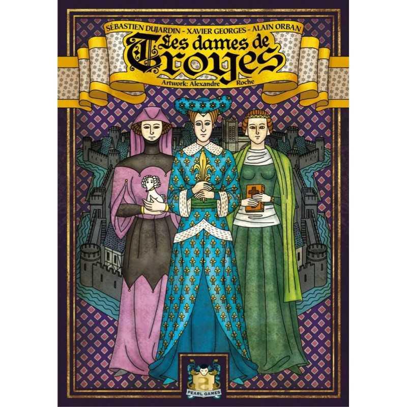 Las damas de Troyes