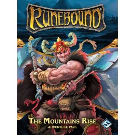 Runebound The Mountains Rise Adventure Pack