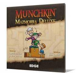 Muchkin Mazmorra Deluxe
